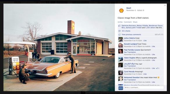 Shell Facebook Banner